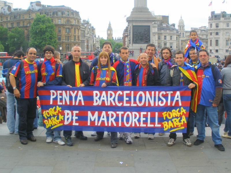 Foto a Trafalgar Square