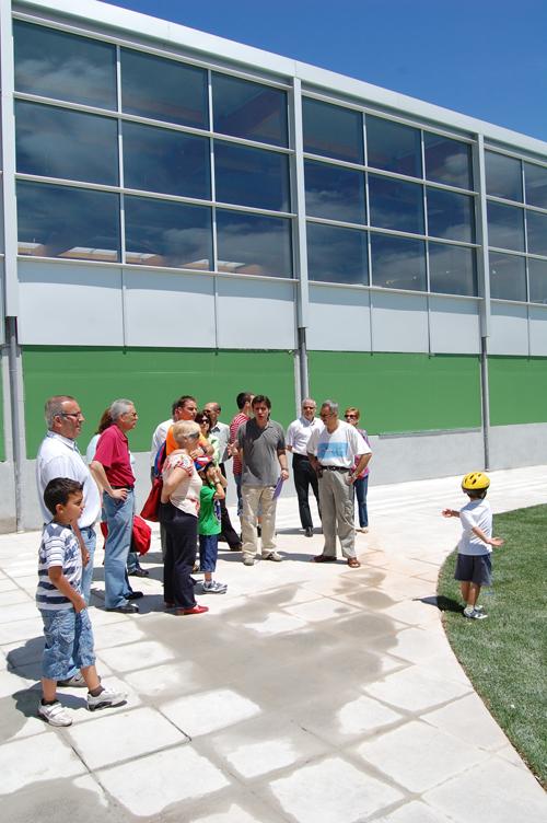 L ajuntament de martorell preveu inaugurar el centre for Piscina municipal martorell